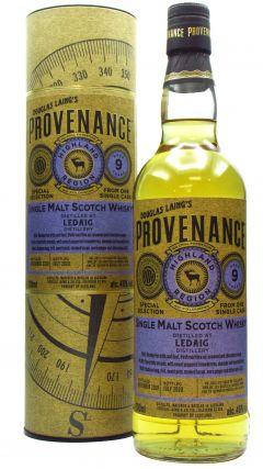 Ledaig - Provenance Single Cask #14111 - 2010 9 year old Whisky