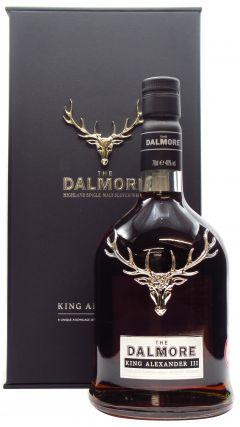 Dalmore - King Alexander III Highland Single Whisky