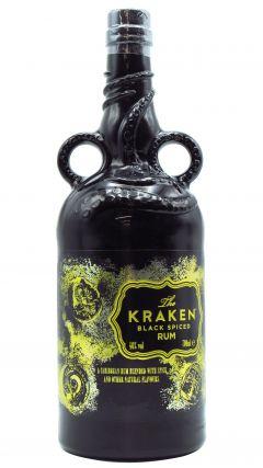 Kraken - Unknown Deep - Ltd Edition - Black Spiced Rum