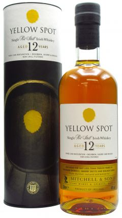 Yellow Spot - Single Pot Still Irish 12 year old Whiskey