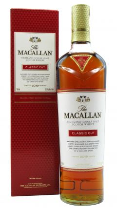 Macallan - Classic Cut 2019 Edition Whisky