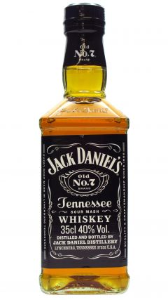 Jack Daniel's - Old No. 7 - 35cl Half Bottle Tennessee  Whiskey