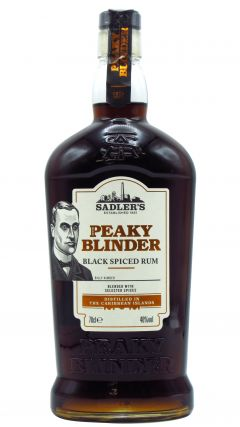 Peaky Blinders - Black Spiced Rum