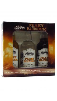 Peaky Blinders - Taster Selection Spirits