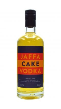 Jaffa Cake - Distilled With Real Jaffa Cakes Vodka