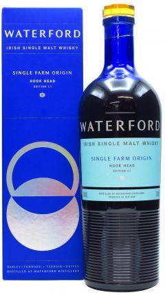 Waterford - Single Farm Origin Series Hook Head 1.1 - 2017 3 year old Whisky