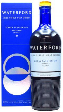 Waterford - Single Farm Origin Series Lakefield 1.1 - 2017 3 year old Whisky