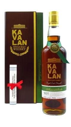 Kavalan - Solist Amontillado Single Cask #018A Whisky