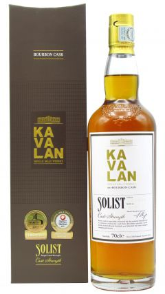Kavalan - Solist Bourbon Single Cask #041A Whisky