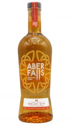 Aber Falls - Orange Marmalade Gin