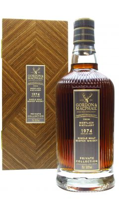 Mortlach - Private Collection Single Cask #8254 - 1974 46 year old Whisky