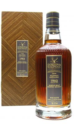 Old Pulteney - Private Collection Single Cask #861 - 1982 38 year old Whisky