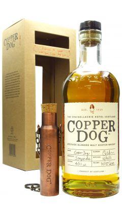 Blended Whisky - Copper Dog - With Dipper Blended Malt Whisky
