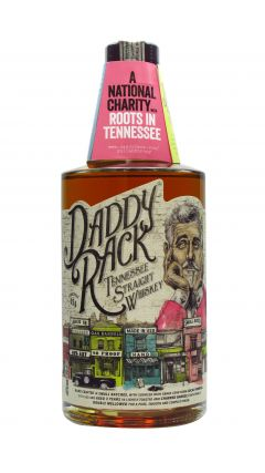 Daddy Rack - Tennessee Straight Small Batch 3 year old Whiskey