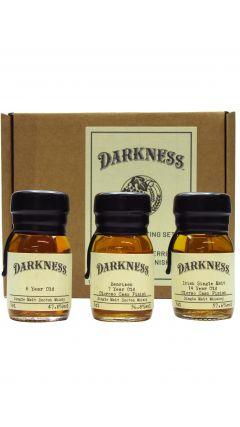 Darkness - Tasting Set Whisky