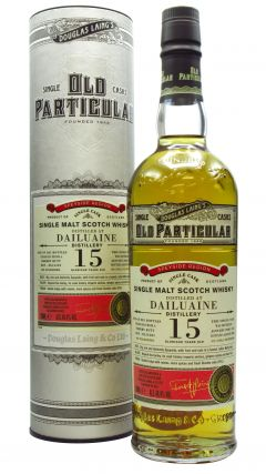 Dailuaine - Old Particular Single Cask #14181 - 2005 15 year old Whisky