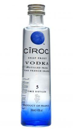 Ciroc - Snap Frost Miniature Vodka