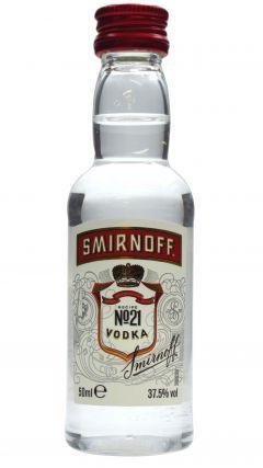 Smirnoff - Red Label Miniature Vodka