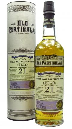 Ledaig - Old Particular Single Cask #13060 - 1997 21 year old Whisky
