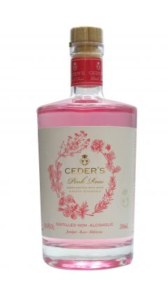 Ceders - Pink Rose - Non Alcoholic Spirits