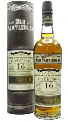 Port Dundas - Old Particular Single Cask #14564 - 2004 16 year old Whisky