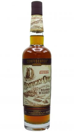 Kentucky Owl - Confiscated - Bourbon Whiskey