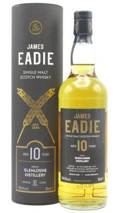 Glenlossie - James Eadie Single Cask #2479 10 year old Whisky