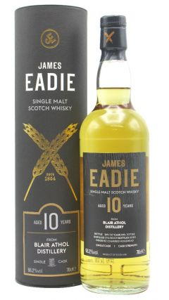 Blair Athol - James Eadie Single Cask #307362 10 year old Whisky