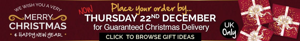Christmas Ordering Times