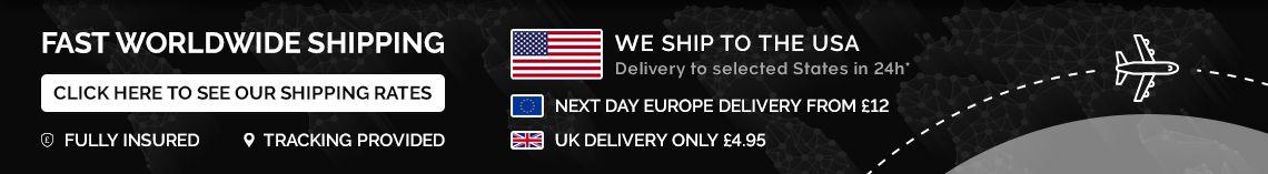 Fast Worldwide Shipping