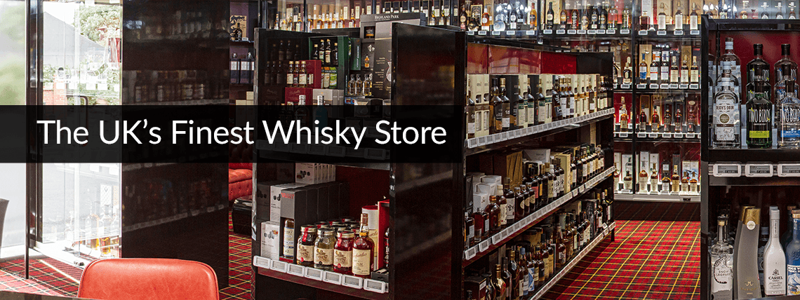 The UK's Finest Whishky Store